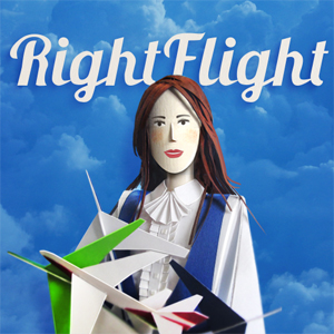 Design and development of a website for RightFlight company